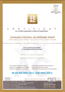 certificat srac image